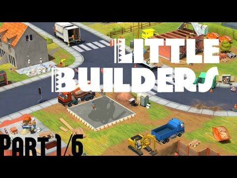 Little Builders - Painting House 1/6