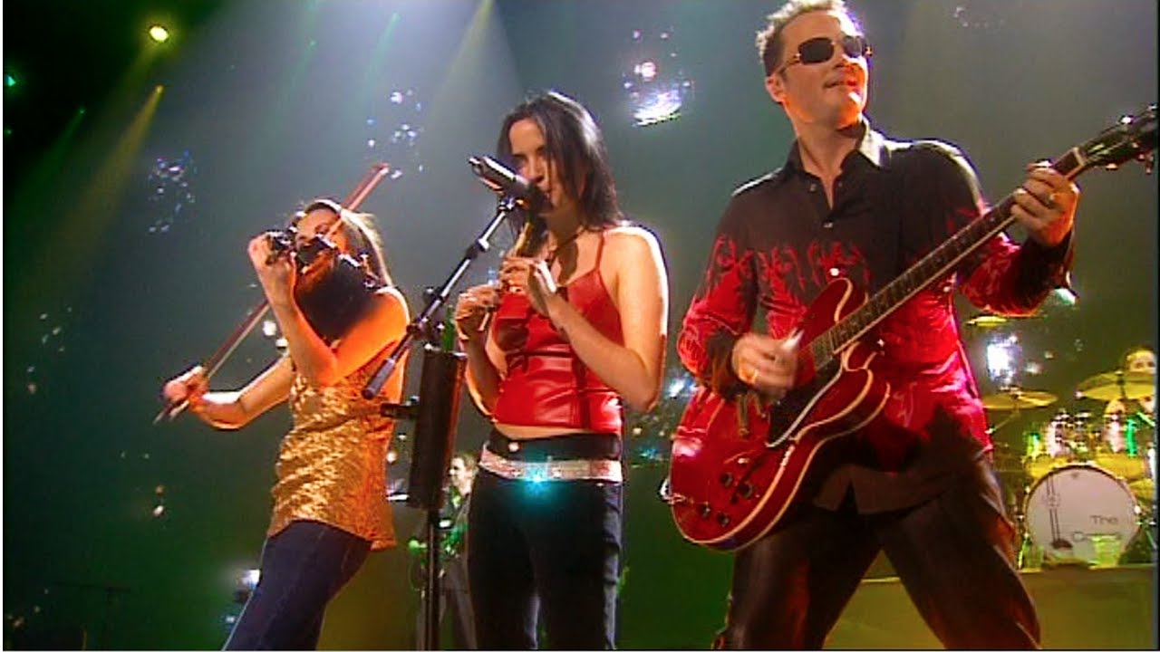The Corrs - Breathless (Live in London 2000   20 years anniversary cut)