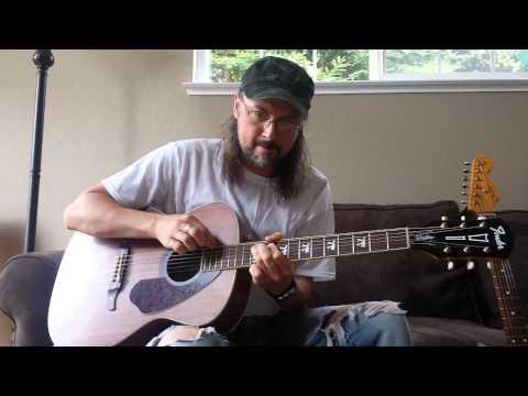 Heavy Metal on Acoustic Guitar?