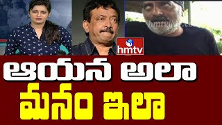 Prakash Raj Comments on RGV   Prakash Raj Special Live Show with Roja   hmtv