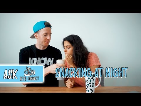 How to Stop Night Snacking, Keto Maintenance, What Are My Macros? | Ask KC #3