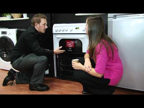 Get rid of nasty new cooker smells