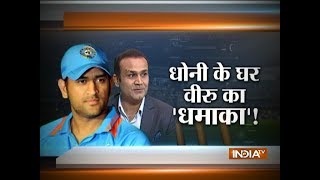 Virender Sehwag to India TV: India will whitewash Australia in T20 series