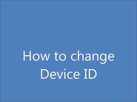 Changing Android Device ID easily for Rooted Phones