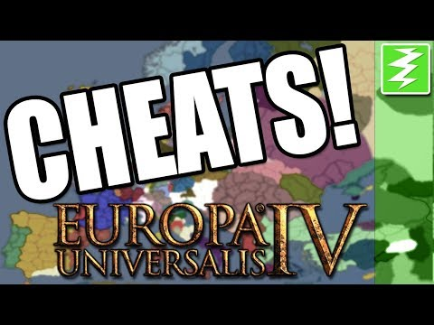 EUROPA UNIVERSALIS 4 CHEATS / Console Commands (EU4)