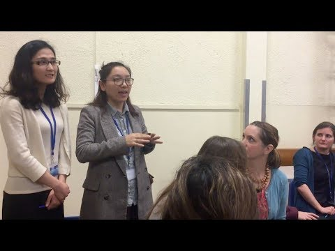 Chinese math teachers introduce their methods to UK classrooms