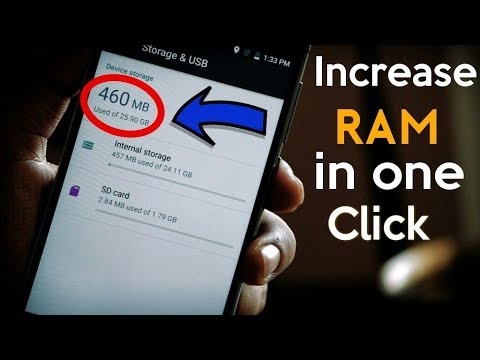 How To Increase RAM Storage on Your Android Phone (Without Root) | 2017