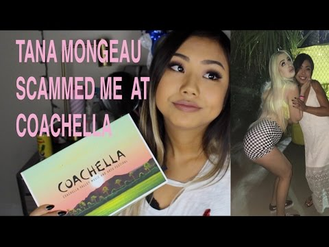 TANA MONGEAU LIED AND ACCUSED ME OF SELLING HER A FAKE COACHELLA WRISTBAND  [NOT CLICKBAIT]