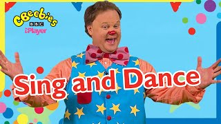 Sing and Dance with Mr Tumble | CBeebies