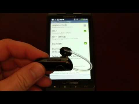How to Pair a Bluetooth Device with an Android Phone