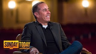 Jerry Seinfeld Shares The Powerful Impact 'Seinfeld' Had On His Career | Sunday TODAY