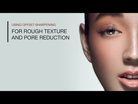 How to Even Out Rough Skin Texture and Pores in Photoshop