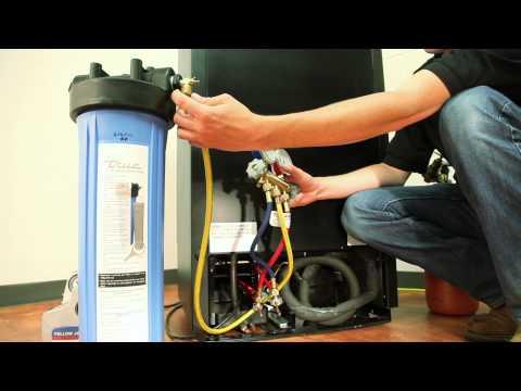 True's R-290 Refrigerant Recovery System
