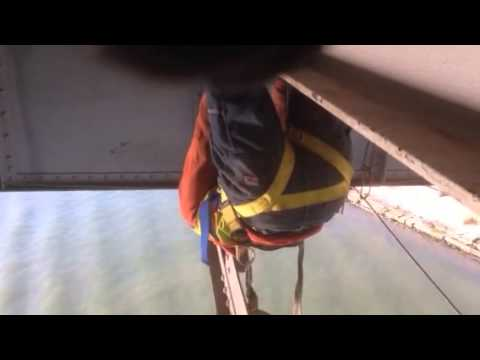 Local 806 bridge painters hump day