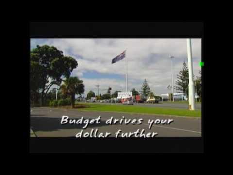 Budget Rental Car New Zealand