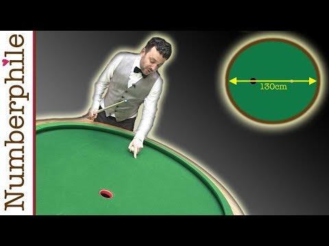 Elliptical Pool Table - Numberphile