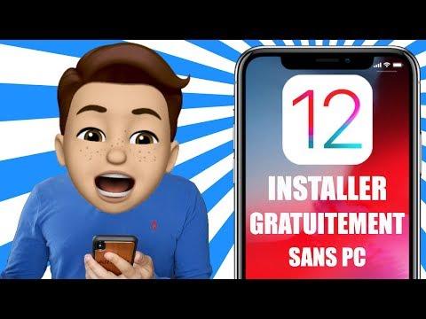 Télécharger et Installer iOS 12 Gratuitement sur iPhone, iPad et iPod Touch !