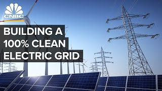 How The U.S. Can Build A 100% Clean Grid