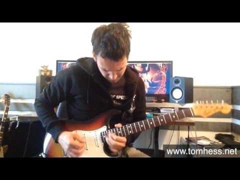 Tom Hess Guitar Playing And Music Contest – Jure Golobic