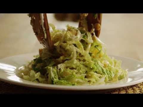 How to Make Napa Cabbage Salad | Cabbage Salad Recipe | Allrecipes.com
