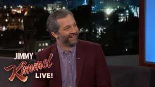 Judd Apatow on New Garry Shandling Documentary