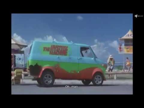 Scooby Doo Hot-boxing like Stoners (Scooby Doo Movie)