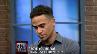 Did He Cheat On Her With Transsexuals? (The Steve Wilkos Show)