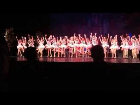 Tippy Toes Main Street Dancers 2014