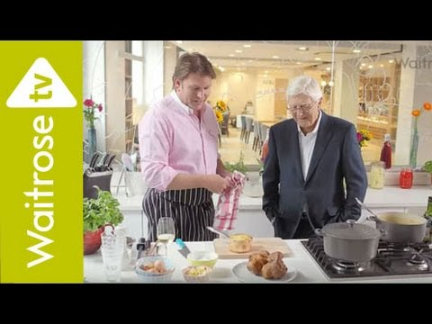 Parky's Top Table | James Martin's Yorkshire Puddings and Onion Gravy | Waitrose