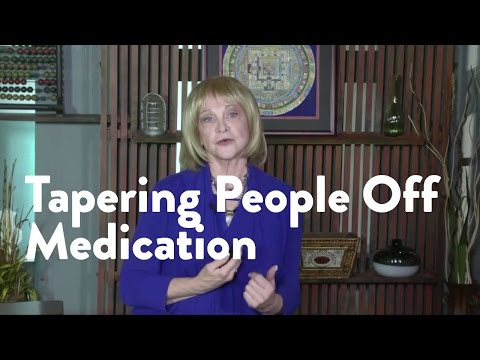Tapering People Off Medication [James Maskell, Functional Forum]