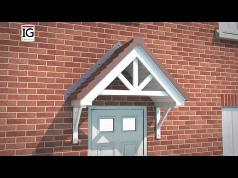 How to install an IG Elements Apex Grp Canopy