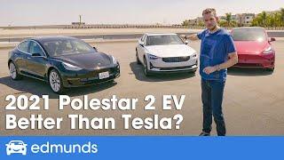 New Polestar 2 Review & First Look — 2021 Polestar 2 EV Price, Release Date, Interior Vs. Tesla