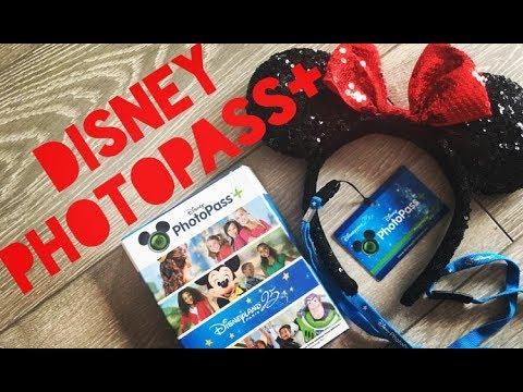Caffeine&PixieDust: Disneyland Paris Photopass+ System