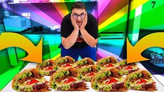 TONY VS FOOD - INFINITI KEBAB - 15 MILA LIKE VADO IN GRECIA!!!!!