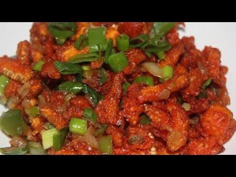 Make Babycorn Manchurian||restaurant style baby corn manchurian