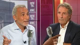 Accusé de viol, Tariq Ramadan sort du silence: il est face à Jean-Jacques Bourdin
