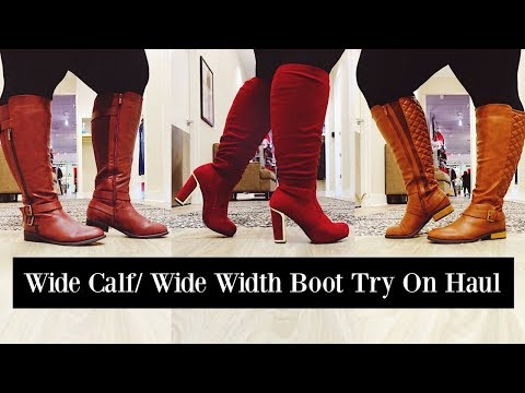a862fa542e0 How to wear combat boots with big calves -