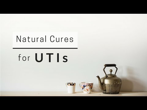 How to Cure a UTI Naturally