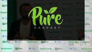 Startup Battlefield Mena 2018: Pure Harvest (Finalist)