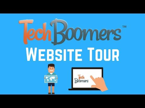 TechBoomers Website Relaunch Tour