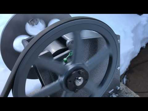 Jaw Crusher  home made