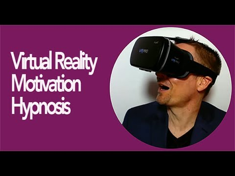 Unlimited Motivation Virtual Reality Hypnosis (Sample)  - Dr. Steve G. Jones