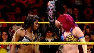 Asuka vs. Ember Moon - NXT Women