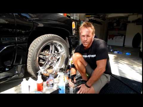 Best Tire Dressing: Water based vs. silicone based