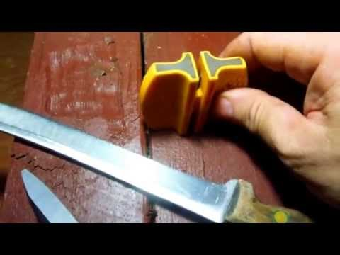 Best Simple Knife Sharpening Tool & modification