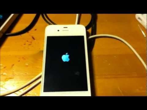 iPhone 4 4.3.3 jailbreak no service FIX