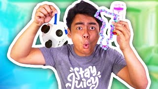 Download CRAZY FIDGET TOYS YOU NEVER KNEW ABOUT! Video