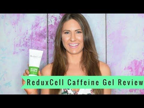 ReduxCell Paris Body Slimming Caffeine Gel Review
