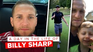 A day in the life of Billy Sharp | Sheffield United captain and Premier League striker.