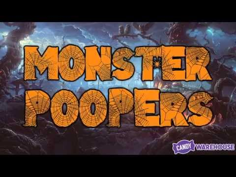HILARIOUS Monster Candy Poopers